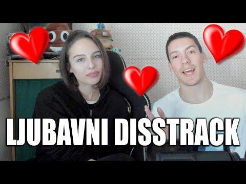 VOLIM TE PETRA - LJUBAVNI DISSTRACK