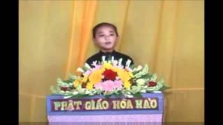 Phim | Bé Như Ý 9 tuổi thuyết pháp về Tu Hành Toàn Bộ | Be Nhu Y 9 tuoi thuyet phap ve Tu Hanh Toan Bo