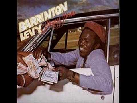 barrington levy-too expierience