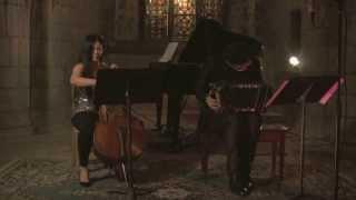 Tangodromo (JP Jofre, Bandoneon/Composition & Wendy Law, Cello)