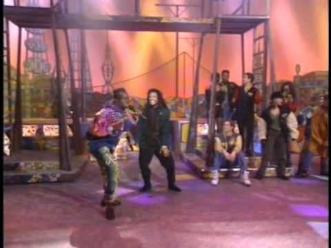 In Living Color - Shabba Ranks & Maxi Priest - Live Performance