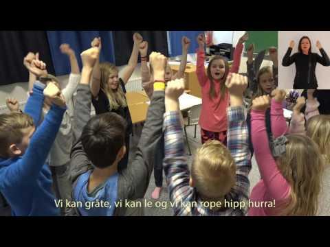 Zippysang med video