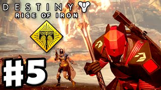 Destiny: Rise of Iron - Gameplay Walkthrough Part 5 - Bad Blood and Patrols! (PS4, Xbox One)