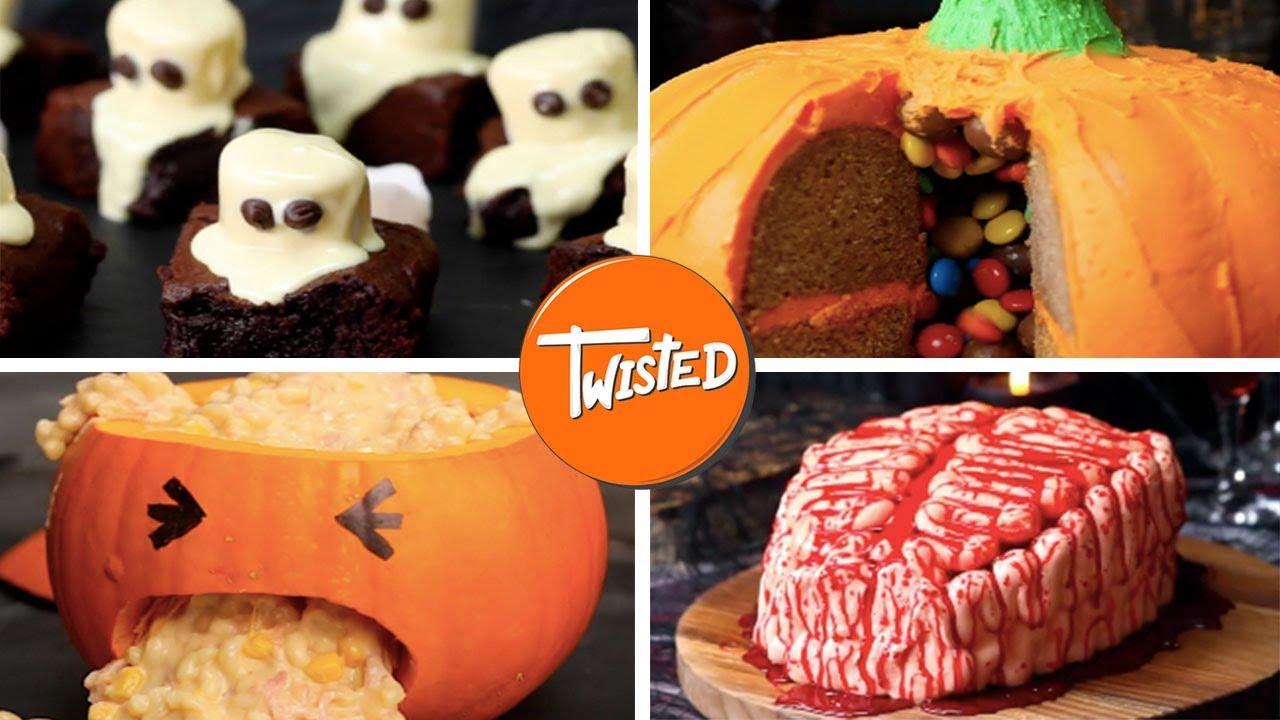 10 Last Minute Halloween Treats Youtube
