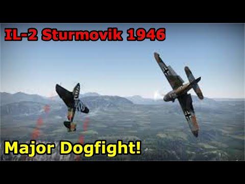 Major Dogfight! IL-2 Sturmovik 1946: French Campaign (Ep. 20) |
