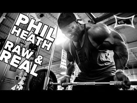 Phil Heath RAW AND REAL 2+ Hour Interview