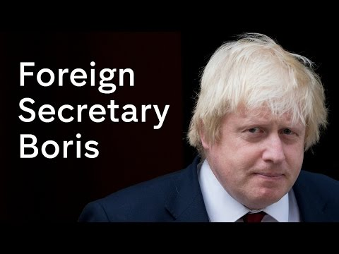 Boris Johnson: world reacts to Britain's new Foreign Secretary