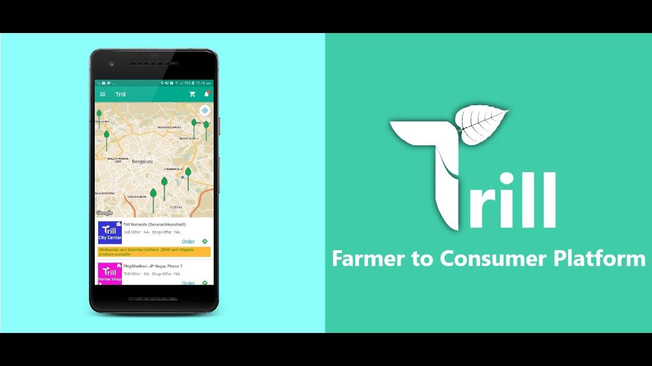 Trill - अपने मोहल्ले की दुकान Consumer