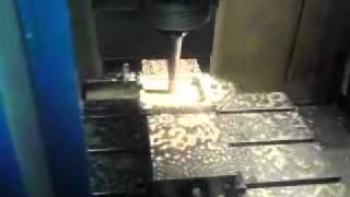 Spinner MVC 560 Milling CNC Fräsen