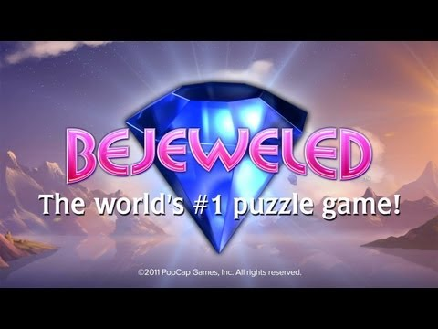 Official Bejeweled Franchise Trailer