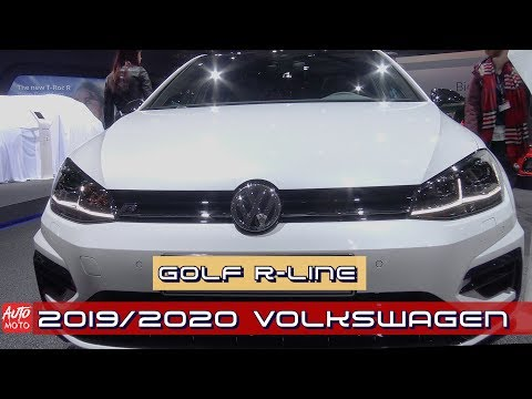 2020 Volkswagen Golf R 2.0 TSI 300 Hp - Exterior And Interior- 2019 GIMS