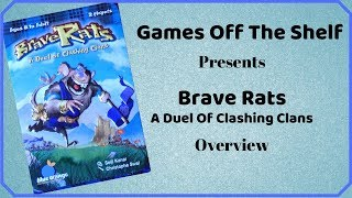 Brave Rats: A Duel Of Clashing Clans - Overview