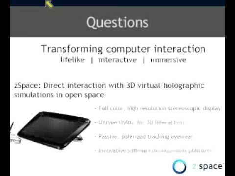 ab3379c2b56a How to Develop Virtual Reality Applications in zSpace Part II clip24 ...