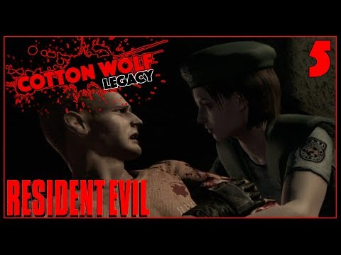 Cotton Wolf Legacy: Resident Evil #5 - Serum? What Serum? (PS4 Gameplay)