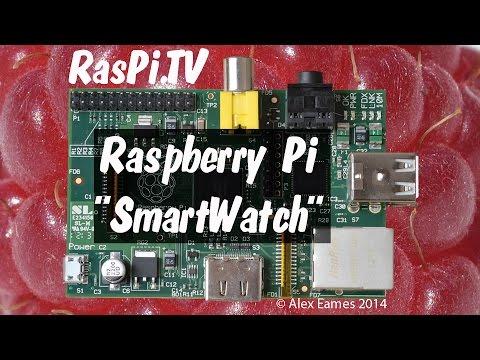 How To Build A Raspberry Pi Smartwatch — The Geekiest Watch