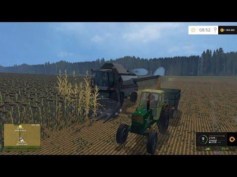 Farming Simulator 15.Балдеем от Балдейкино.№22.Стрим-Кооп.