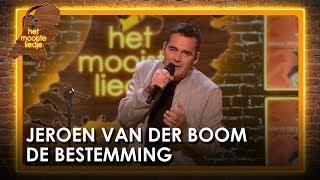 Jeroen van der Boom zingt prachtige versie van 'De bestemming' in Het mooiste liedje