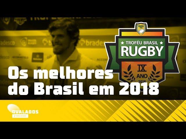 OS MELHORES DO BRASIL EM 2018