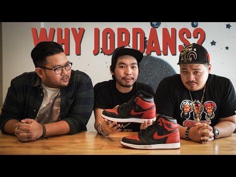 Alasan Untuk Membeli Air Jordans! Ft. North Sneaker Squad