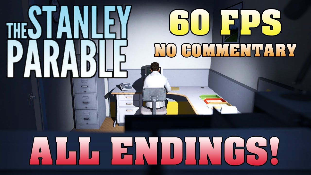the stanley parable analysis Parable of the sadhu case analysis - group-a - download as powerpoint a participant in six month sabbatical that morgan stanley has adopted abackground.