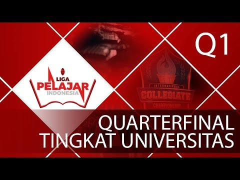 LPI Quarterfinals 1 - Tingkat Universitas