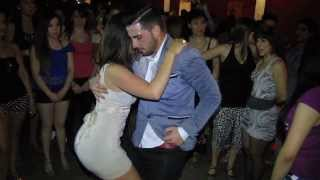 Comadreja Salsa Congress 2013 ~ Social ~ Daniel Sánchez & Ladies - I