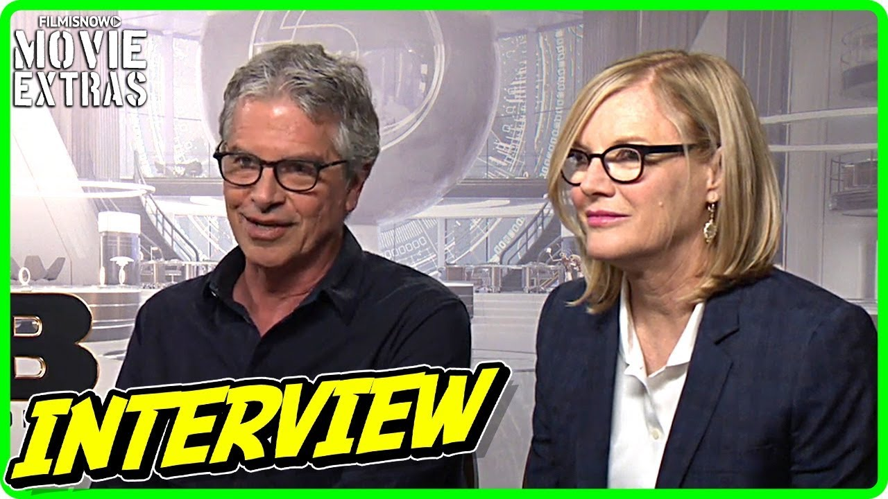 MEN IN BLACK: INTERNATIONAL   Walter Parkes & Laurie MacDonald talk about the movie