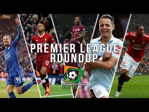 Premier League Roundup Show