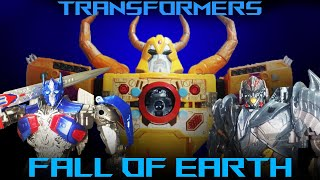 Transformers Fall of Earth Stop Motion