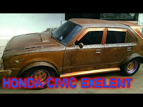 71 Honda Civic Excellent Ceper Terbaru