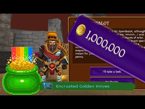 How To Get Gold Run So Fast!!!!!!!!  Arcane Legends