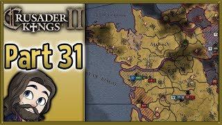 Crusader Kings II Asturias Gameplay - Part 31 - Let's Play Walkthrough
