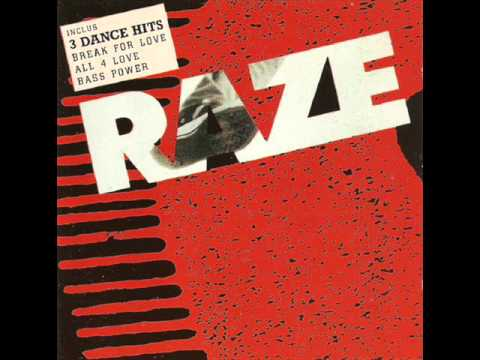 Raze - All 4 Love (1992)