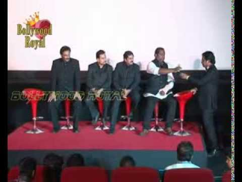 Trailer launch of the film