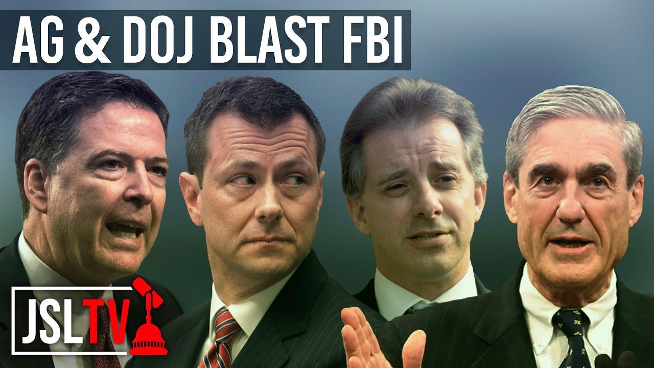 Attorney General and DOJ Blast FBI Handling of Flynn Case - Sekulow Ep. 560