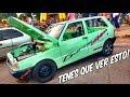 ?? rodeado de fierros ?? evento solidario Tucumán / Tafí Viejo