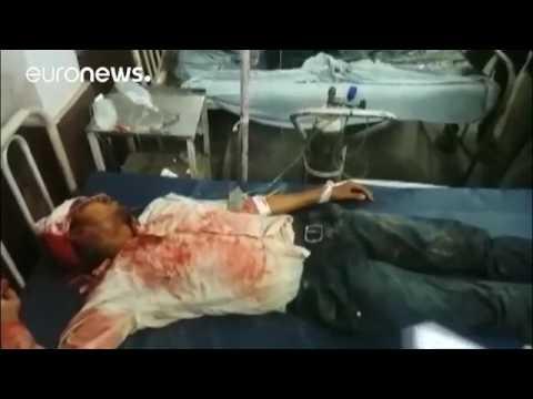 India, crollo muro durante una festa di matrimonio 26 morti