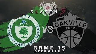 Rothesay Netherwood vs Oakville Basketball Prep