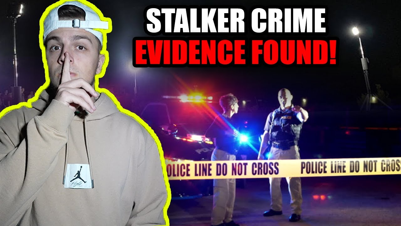 Download POLICE CALLED) CREEPY RANDONAUTICA EXPERIENCE - FOUND STALKER CRIME EVIDENCE!