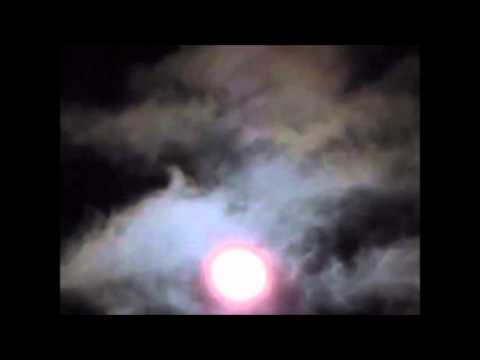 WTF Clouds behind our Sun and Moon ?