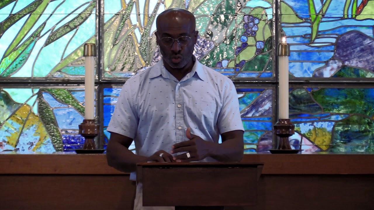 (Sunday, August 26th, 2018) Pastor Davis preaching