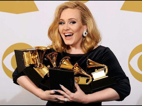 10 most Grammy awarded artists of all-time Mp3