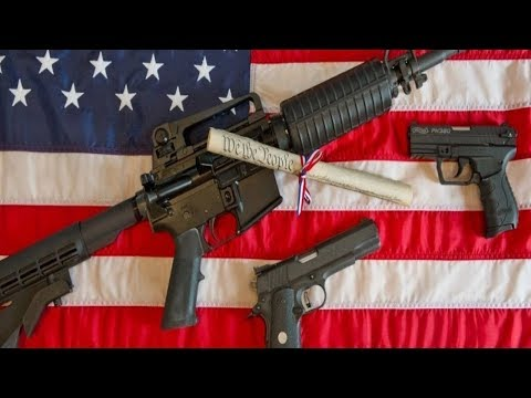 10 Countries Where Guns Are Legal || Pastimers