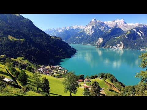 Amazing Places To Visit - Switzerland