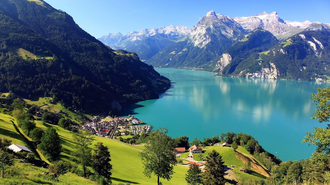 Amazing Places To Visit Switzerland YouTube