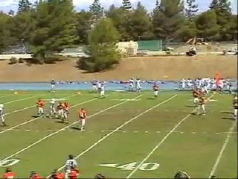 West Valley College vs Solano College 2008 Highlights