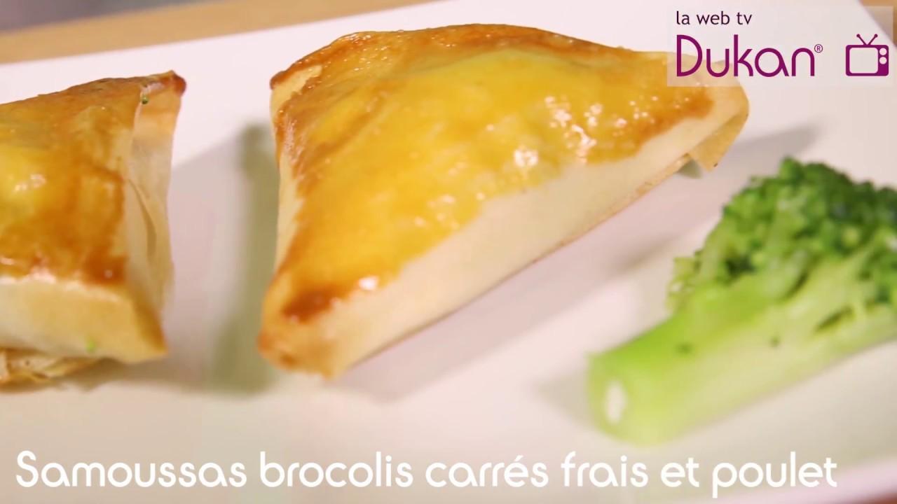 Beignet De Brocolis Au Four les samoussas aux brocolis (recette dukan)