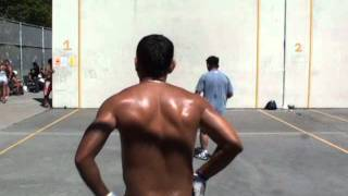 Jon Lee vs PeeWee Castro