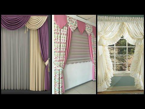 39 Latest Curtains Designs 2020-2021/Beautiful Curtain Designs 2021