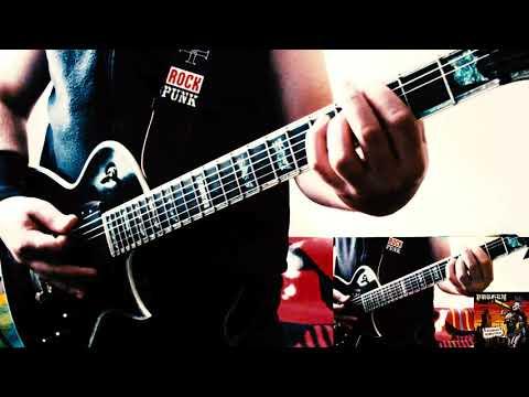 Пурген - Полёт в Мусоропровод (Guitar Cover Instrumental)